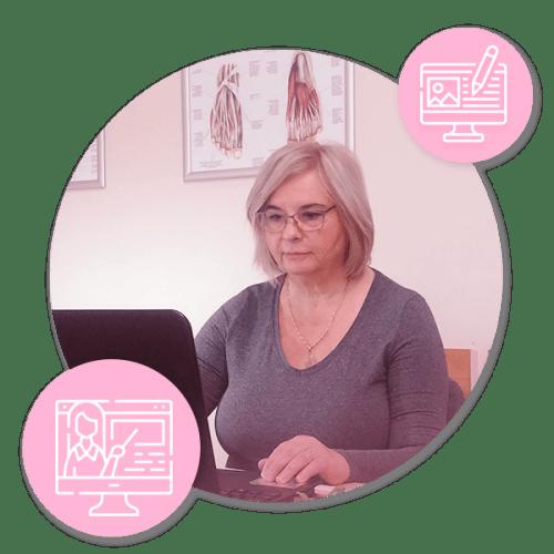Online pedikűrös oktatások